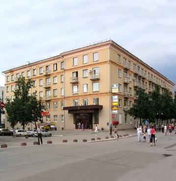 Гостиница Россия в Пензе